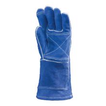 Ръкавици за заварчик телешки велур 2636