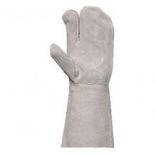 Ръкавици за заварчици с три пръста 2517