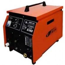 Комбиниран заваръчен апарат COMBO WELD 360 А СТАНДАРТ + 15 кг ролка ВИКИ-Б