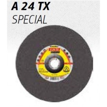 Диск за шлайфане A 24 TX SPECIAL 125x6 x22.3
