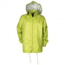 Водозащитно яке RONY II - жълто-зелено, PVC