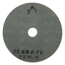 Шмиргелов камък 350/40/76 2С ZAI - зелен