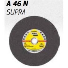 Диск за рязане A 46 N SUPRA за Алуминий 230x3 x22.3