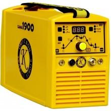 Инверторен заваръчен апарат GAMA 1900L PFC OMICRON
