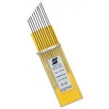 Волфрамов електрод WL15 175мм лантаниран/жълт ЕСАБ