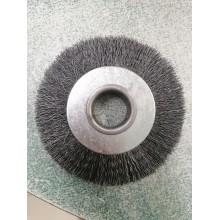 Четка за шмиргел дискова от стоманена тел ЧИКО-ПЕЩЕРА D120x30 мм