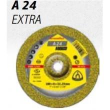 Диск за шлайфане A 24 EXTRA 115x6 x22.3