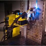 ESAB пускат на пазара релсови трактори с акумулаторно захранване за механизирани приложения за МИГ/МАГ заваряване
