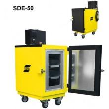 Пещ за сушене на електроди SDЕ-50, 3 фази 400 V AC 50/60 Hz