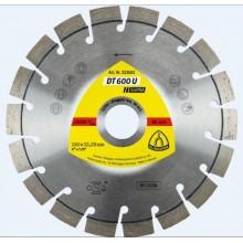 Диамантен диск DT 600 U SUPRA - универсален / фугорез
