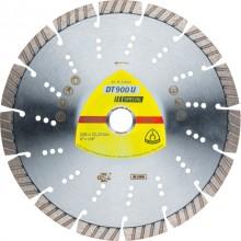Диамантен диск DT 900 U SPECIAL - универсален / ъглошлайф
