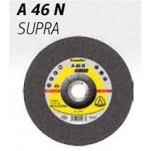 Диск за ШЛАЙФАНЕ A 46 N SUPRA 125x6 x22.3