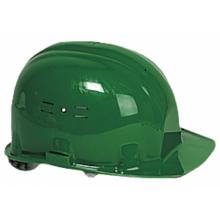 Противоудърна каска PREVENTA - зелена