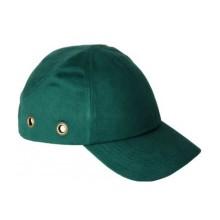 Шапка противоударна - зелена