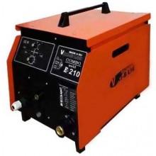 Комбиниран заваръчен апарат COMBO WELD 210А СТАНДАРТ + 15 кг ролка ВИКИ-Б