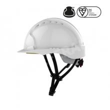 Каска за работа на височини EVO®3 LINESMAN - бяла