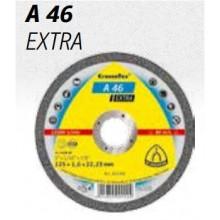 Диск за рязане A 46 EXTRA x1,6mm