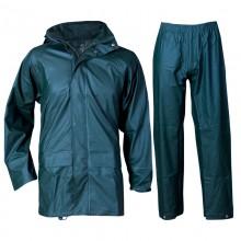 Водозащитен комплект яке + панталон STORMER - зелен, П/Полиуретан