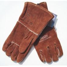 Ръкавици за заварчик телешки велур с кевлар WELDAS 2392