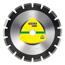 Диамантен диск DT 602 A SUPRA - асфалт / бензинови машини