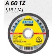 Диск за рязане A 60 TZ SPECIAL x 1mm