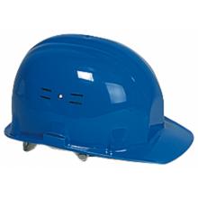Противоудърна каска PREVENTA - синя