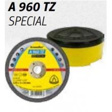 Диск за рязане A 960 TZ SPECIAL 125x1x22.3