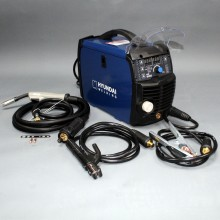 Инверторен мултифункционален заваръчен апарат HG200 3 в 1 HYUNDAI
