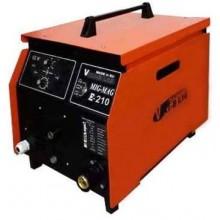 Инверторен заваръчен апарат МИГ-МАГ 210А СТАНДАРТ + 15 кг ролка ВИКИ-Б