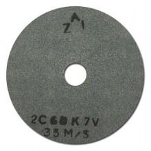 Шмиргелов камък 350/40/127 2С ZAI - зелен