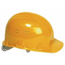 Противоудърна каска PREVENTA - жълта