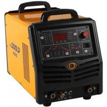 Инверторен заваръчен апарат TIG 200LP AC/DC OMICRON