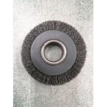 Четка за шмиргел дискова от стоманена тел ЧИКО-ПЕЩЕРА D100x30 мм