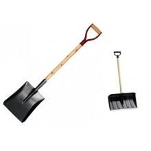 Лопати и гребла