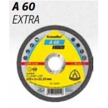 Диск за рязане A 60 EXTRA x1mm