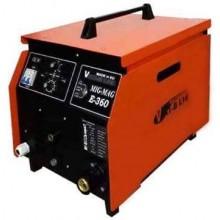 Инверторен заваръчен апарат МИГ-МАГ 360А СТАНДАРТ + 15 кг ролка ВИКИ-Б