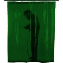 Заваръчна завеса ЕСАБ - тъмно зелена, DIN 9, 1.8x1.4 м