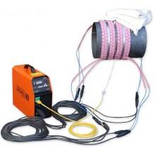 Инвертор DHC 6501R за подгряване и отгряване на заварявания метал