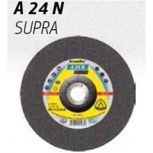 Диск за шлайфане A 24 N SUPRA 115x6x22.3