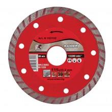 Диск диамантен Turbo 115x22.2mm RD-DD05