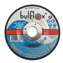 Диск за шлайфане 115х6х22,2  BULFLEX