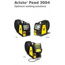 Инверторен заваръчен апарат Aristo Mig 4004i Pulse + 18кг. ролка ESAB