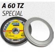 Диск за рязане A 60 TZ SPECIAL 125x1x22.3   /10бр.- метална кутия/
