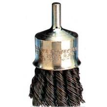 Четка за дрелка камбанка с усукан косъм ф23 х 6мм