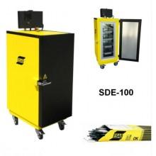 Пещ за сушене на електроди SDЕ-100, 3 фази 400 V AC 50/60 Hz