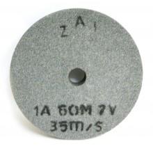 Шмиргелов камък 350/40/76 1А ZAI - сив