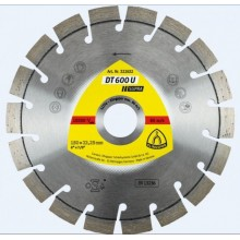 Диамантен диск DT 600 U SUPRA - универсален / настолни машини